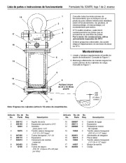 SPX OTC 1822 Load Rotor Owners Manual page 2