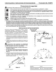 SPX OTC 1822 Load Rotor Owners Manual page 3