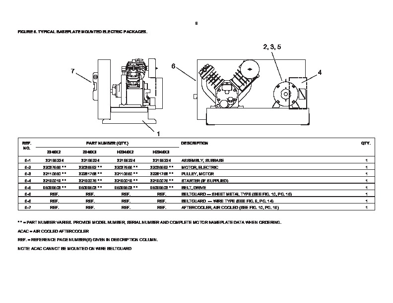 ingersoll rand t30 2340 two stage air compressor parts list manual rh power tool filemanual com ingersoll rand t30 air compressor service manual Ingersoll Rand T30 Parts List