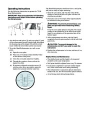 Robinair SPX 75240 Hand Refractometer Owners Manual page 2