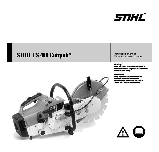 Ignition system for stihl ts400 | l&s engineers.