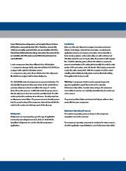 Emerson Copeland Semi Hermetic Compressor Catalogue page 5