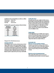 Emerson Copeland Semi Hermetic Compressor Catalogue page 9