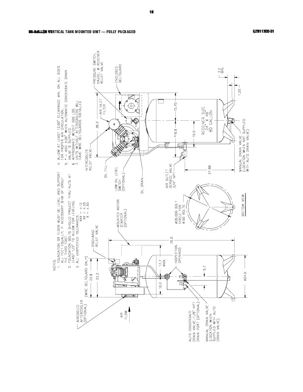 ingersoll rand model 2475 wiring diagram