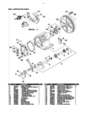 Ingersoll Rand 2475 Air Compressor Parts List page 3