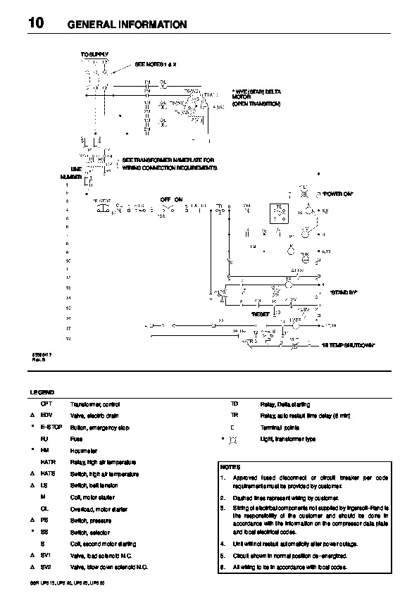 ingersoll rand ssr up6 15 up6 20 up6 25 up6 30 60hz air compressor rh power tool filemanual com ingersoll rand ssr up6-30-125 parts manual Ingersoll Rand ManualDownload