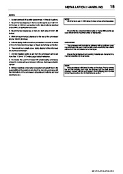 Ingersoll Rand SSR UP6 15 UP6 20 UP6 25 UP6 30 60Hz Air Compressor Maintenance Manual page 15