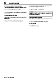 Ingersoll Rand SSR UP6 15 UP6 20 UP6 25 UP6 30 60Hz Air Compressor Maintenance Manual page 26