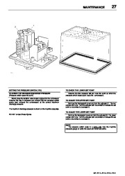 Ingersoll Rand SSR UP6 15 UP6 20 UP6 25 UP6 30 60Hz Air Compressor Maintenance Manual page 27