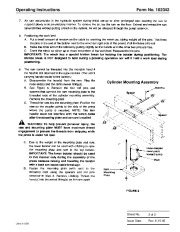 SPX OTC 1857 1858 60534 100 Ton Press Owners Manual page 3