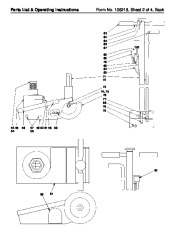 SPX OTC 5012 Under Axle Jack Owners Manual page 4
