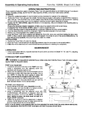 SPX OTC 1585 1586 1587 Power Train Lift Max Capacity 1 250 Lbs Safety Precautions Owners Manual page 4
