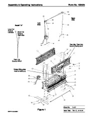 SPX OTC 014 00094 1852 014 00095 211750 1850 61309 1851 SHOP PRESS FRAME Owners Manual page 3