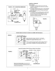 Emerson Copeland Instruction Sheet FD113 Oil Pressure Safety Control Compressor Manual, 2007 page 3