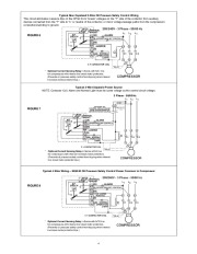 Emerson Copeland Instruction Sheet FD113 Oil Pressure Safety Control Compressor Manual, 2007 page 4