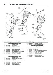 Ingersoll Rand SSR XFE EPE HPE SSR XF EP SSR XF EP XP 50 60 75 100 HP SSR ML MM MH 37 75 KW Air Compressor Parts List page 20