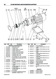 Ingersoll Rand SSR XFE EPE HPE SSR XF EP SSR XF EP XP 50 60 75 100 HP SSR ML MM MH 37 75 KW Air Compressor Parts List page 22