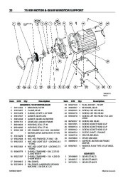 Ingersoll Rand SSR XFE EPE HPE SSR XF EP SSR XF EP XP 50 60 75 100 HP SSR ML MM MH 37 75 KW Air Compressor Parts List page 24