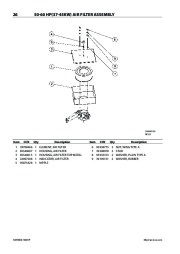 Ingersoll Rand SSR XFE EPE HPE SSR XF EP SSR XF EP XP 50 60 75 100 HP SSR ML MM MH 37 75 KW Air Compressor Parts List page 28