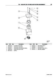 Ingersoll Rand SSR XFE EPE HPE SSR XF EP SSR XF EP XP 50 60 75 100 HP SSR ML MM MH 37 75 KW Air Compressor Parts List page 29