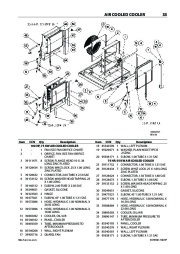 Ingersoll Rand SSR XFE EPE HPE SSR XF EP SSR XF EP XP 50 60 75 100 HP SSR ML MM MH 37 75 KW Air Compressor Parts List page 35
