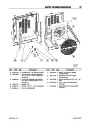 Ingersoll Rand SSR XFE EPE HPE SSR XF EP SSR XF EP XP 50 60 75 100 HP SSR ML MM MH 37 75 KW Air Compressor Parts List page 39