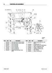 Ingersoll Rand SSR XFE EPE HPE SSR XF EP SSR XF EP XP 50 60 75 100 HP SSR ML MM MH 37 75 KW Air Compressor Parts List page 6