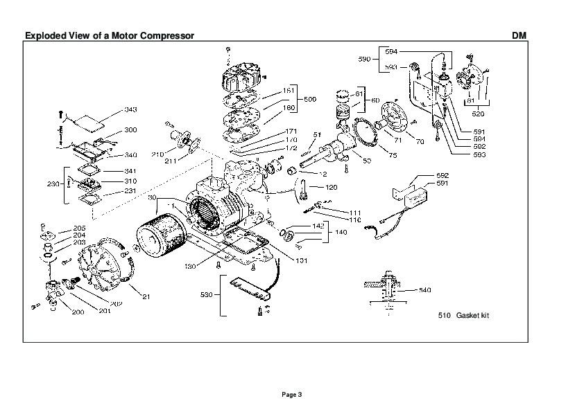 copeland compressor parts schematic wire center u2022 rh 108 61 128 68 copeland compressor manual pdf copeland compressor manual download