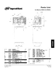 Ingersoll Rand SS3 SS5 Air Compressor Owners Manual page 11