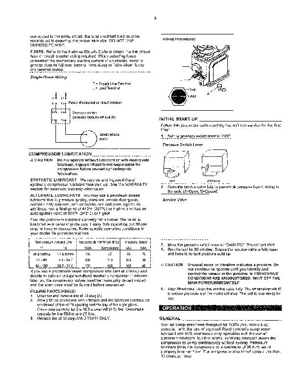 Air Compressor Maintenance Guide