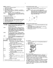 Ingersoll Rand SS3 SS5 Air Compressor Owners Manual page 4