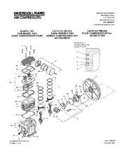 Ingersoll Rand SS3 SS5 Air Compressor Owners Manual page 9