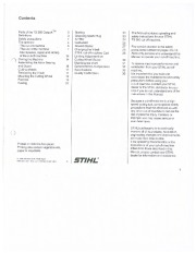 Chainsaw Owners Manual page 2