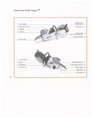 Chainsaw Owners Manual page 3