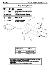 SPX OTC 014 00084 SPA256 014 00085 SPE256 1833 SPM256 1834 Shop Press Owners Manual page 4