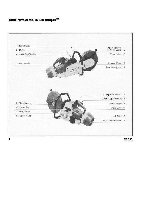 Stihl 028 Av Operators Manual Wiring Diagram