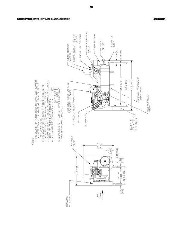 Gardner Denver compressor Service manual